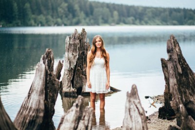 water-ocean-girl-forest